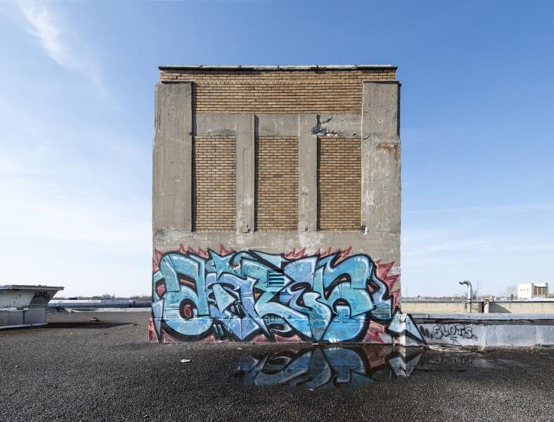 amc grafitti reflection